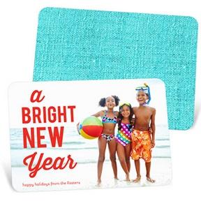 Bright Photo -- Christmas Cards