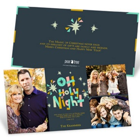 Holy Night -- Christmas Cards
