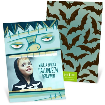 It Lives Halloween Photo Cards