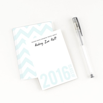 Big Year Comment Cards Graduation Party Decorations