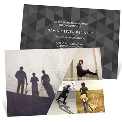 New Angles Graduation Announcements