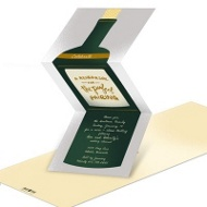 Perfect Pairing Rehearsal Dinner Invitations