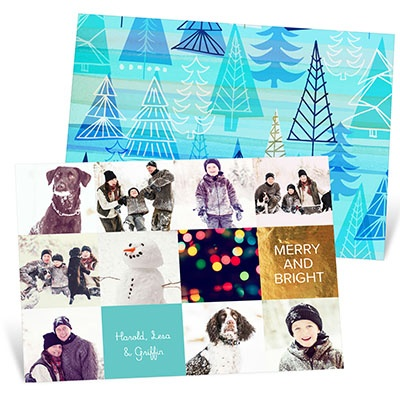 Little Photo Love Holiday Photo Cards
