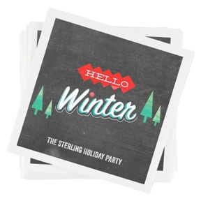 So Delightful Napkins -- Party Decorations