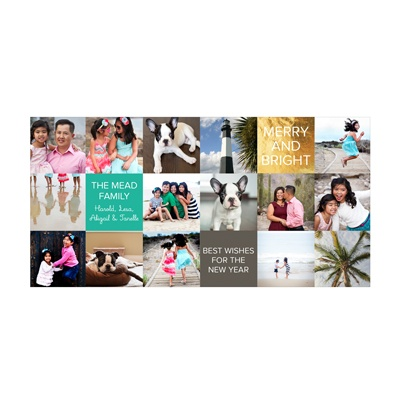 Photo Paper Little Photo Love Holiday Photo Cards
