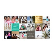 Photo Paper Little Photo Love Christmas Cards