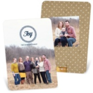 Full Photo Christmas Cards