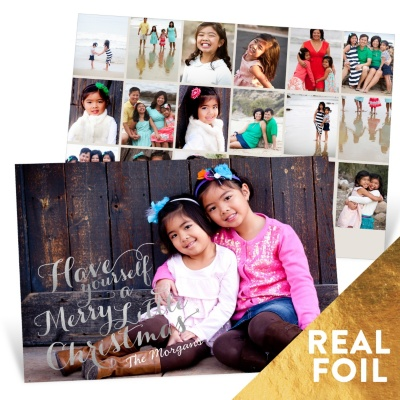 Merry Little Photos Holiday Photo Cards