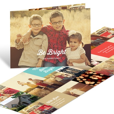 Big & Small Moments Holiday Photo Cards