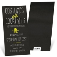 Best Costume Halloween Invitations