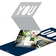 Thank You Cut Out Wedding Thank You Cards