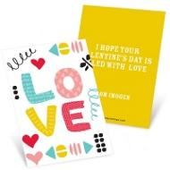 Love Doodles Classroom Valentines