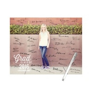 Fave Photo Guest Book Print Graduation Party Decorations