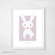 My Little Bunny -- Wall Art