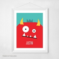 Monster Bash -- Wall Art