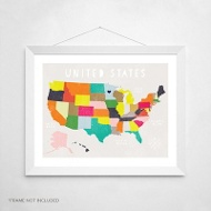 Heart My State -- Wall Art