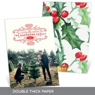 Old Tyme Christmas Premium Christmas Cards