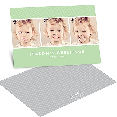 Spice & Everything Nice Photo Christmas Cards
