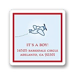 Anticipated Arrival -- Address Labels