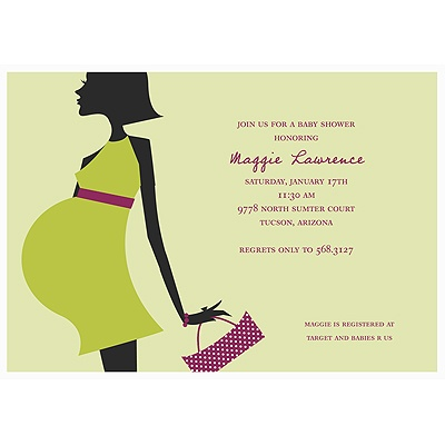 Love Shows Baby Shower Invitations