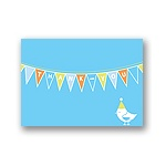 Banner Year -- Sky Thank You Card