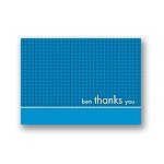All Boy -- Thank You Card