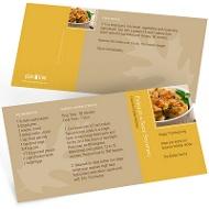 Recipe Spotlight Photo Thanksgiving Card