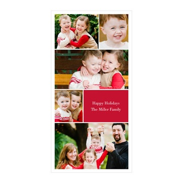 All About You - Photo Christmas Cards