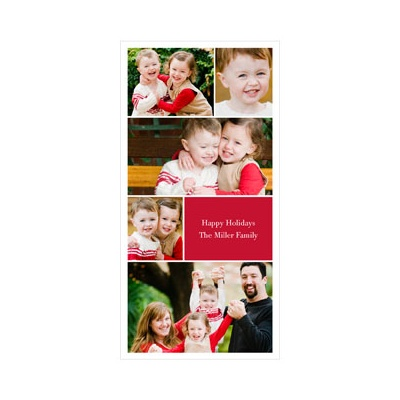 Photo Paper All About You Holiday Photo Cards