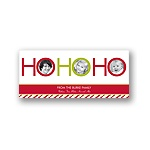 Ho Ho Ho -- Holiday Photo Cards