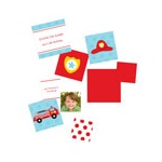 Fire Truck Fun -- Kids Party Decorations