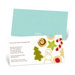 Sweet Treats -- Holiday Party Invitation