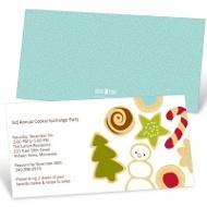 Sweet Treats -- Holiday Party Invitations