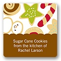 Sweet Treats --Christmas Gift Tag