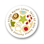Sweet Treats -- Address Label