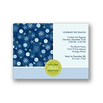 Winter Brilliance -- Holiday Party Invitation