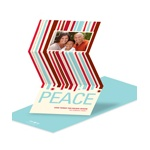 Peace Flows Down -- Photo Christmas Card