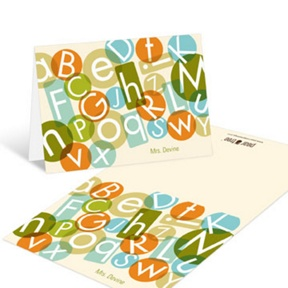 Alphabet Fun -- Teacher Gifts