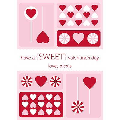 Sweet Love -- Kid's Valentine's Day Card