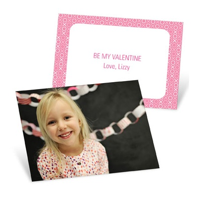 My Favorite Photo Horizontal Valentine's Day Cards for Kids