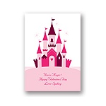 Magical -- Kid's Valentine's Day Card