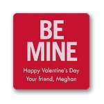 Sweetheart -- Valentine's Day Personalized Stickers