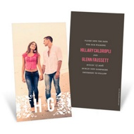 Divine Damask Save The Date Cards