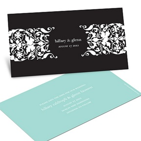 Vintage Lace -- Save the Date