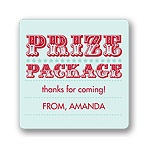 Top Prize -- Kids Birthday Favor Stickers