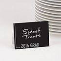 Graduation Table Cards