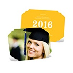 Perfect Presentation -- Graduation Invitation