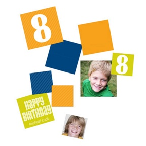 Big Numbers Bold -- Kids Party Decorations