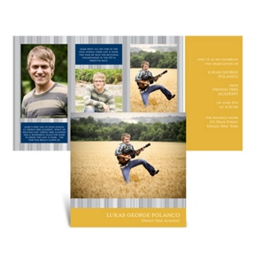 Linear Tales -- Graduation Announcements