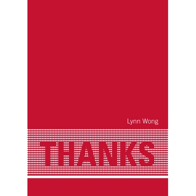 Bright Lights Thank You Card